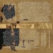 CD Dirty Thump  -inside
