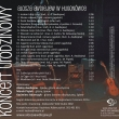 CD DVD Alosza Awdiejew w Hugonówce Koncert Jubileuszowy 2015 _back