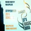 Fundacja Pro Musica Bona CD STYPENDYŚCI 2015