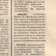 Film Uwikłanie reż. Jacek Bromski - prace graficzne nad tekstami gazetowymi wykorzystanymi w filmie_1