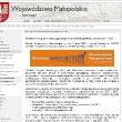 Urząd Marszałkowski Województwo Małopolskie - banner Program Inwestycyjny