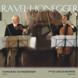 Hansheinz Schneeberger / Tytus Miecznikowski CD Ravel Honegger