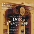 Krakowska Opera Kameralna - Don Pasquale projekt druk OKO-ART
