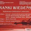 Poranki Wiedeńskie 2003 - plakat