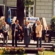Poranki Wiedeńskie 2002 - sponsorzy i Bogusław Sobczuk