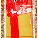 Stalowe Magnolie - logo - projekt, druk OKO-ART